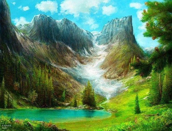 Blogues couleur le vert et cadeau vid o ma plan te - Toutes les couleurs vertes ...