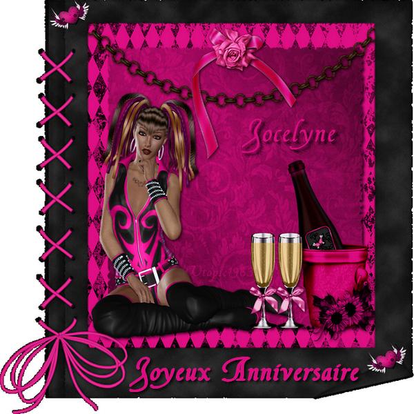 Cadeau Pour Jocelyne Pour Son Anniversaire