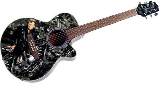 guitare johnny